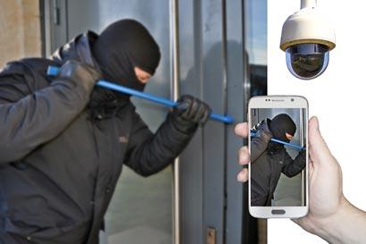 Hoe kun je je huis van binnen en buiten goed beveiligen?